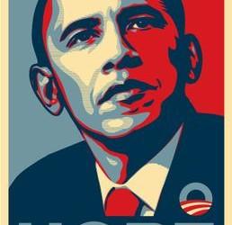 Da Barack Obama a Torino: Shepard Fairey