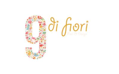 9 di Fiori, fiori & design