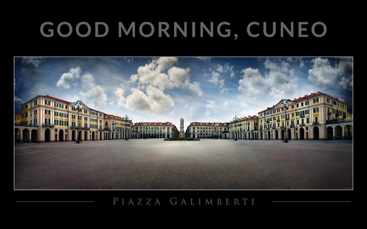 Good Morning Cuneo