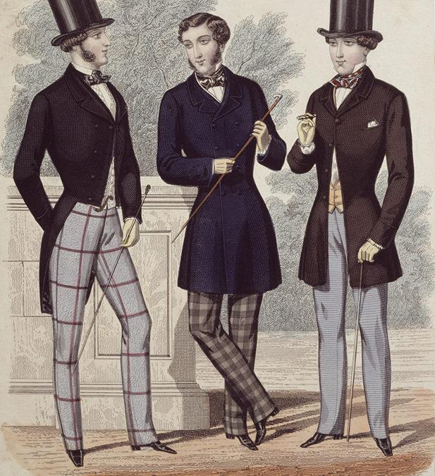 Beau Brummel, il Re della moda
