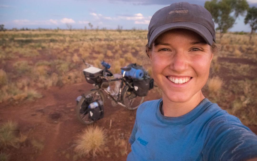 A Bike Ride Around The World