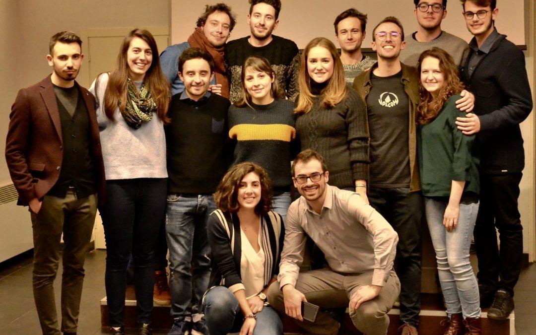 Photogallery incontro Ester Armanino