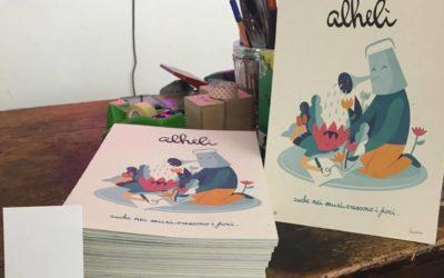 Alhelì: una storia di storie, piccoli grandi narratori e idee geniali