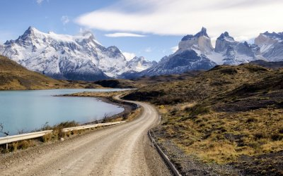 Roadtrip to Patagonia with Federico Landra
