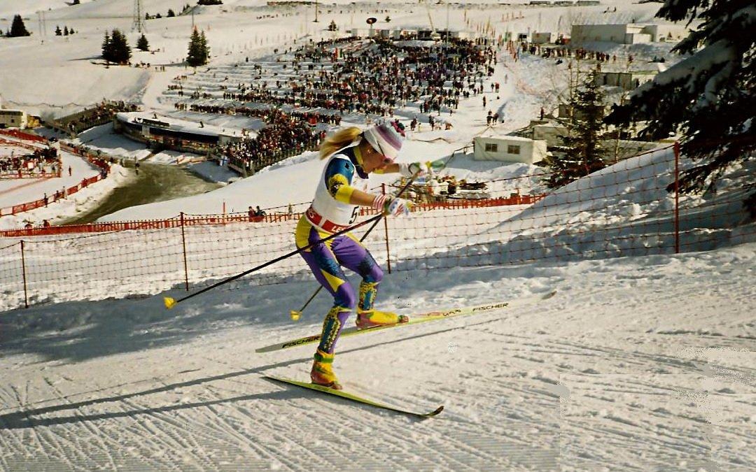 Stefania Belmondo aveva un sogno: cantare l'inno di Mameli alle Olimpiadi