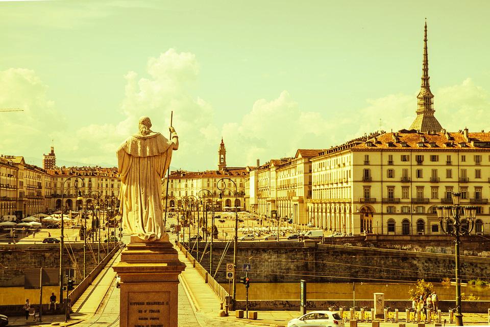 La Torino letteraria