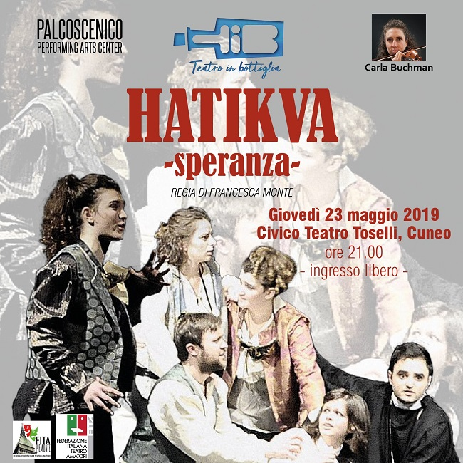 Hatikva-speranza – TIB Teatro In Bottiglia
