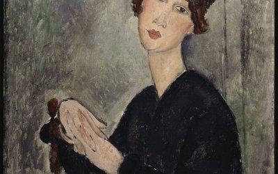 Modigliani et ses femmes