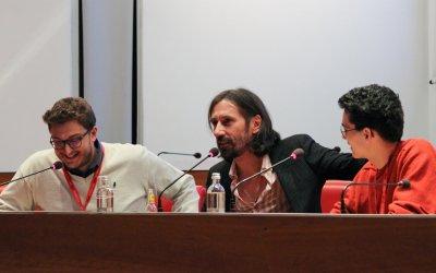 Photogallery incontro con Cristiano Godano – 1000miglia a Scrittorincittà 2019