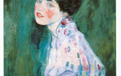 """IL MISTERO KLIMT : il  ritrovamento di """"Portrait of a Lady"""""""