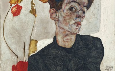 Egon Schiele: autoritratto dell'anima