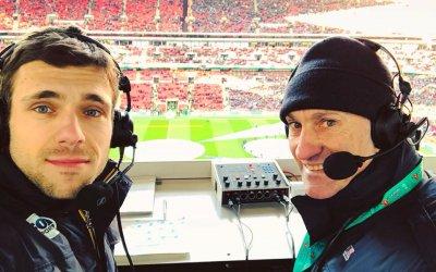 Un giornalista sportivo ai tempi del Coronavirus: quattro chiacchiere con Riccardo Mancini
