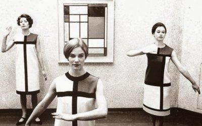 Yves Saint Laurent: quando l'arte e la moda si incontrano