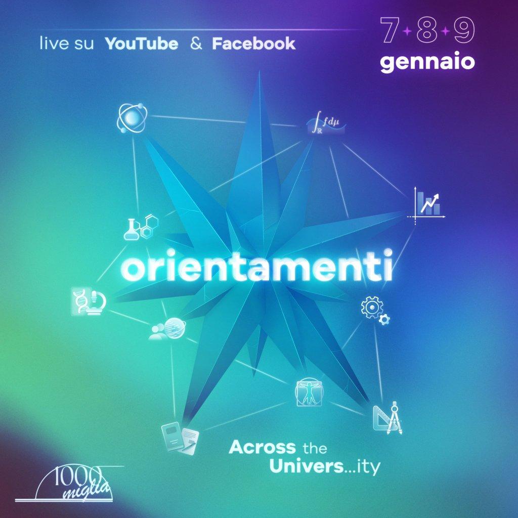 Orientamenti – Across the univers..ity
