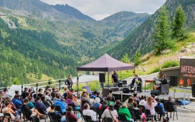Photogallery evento Dante a tempo di rap – Sant'Anna di Vinadio – 1 agosto 2021
